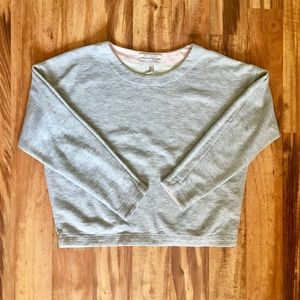 Scotch & Soda Gray Crew Neck Sweater Size XS